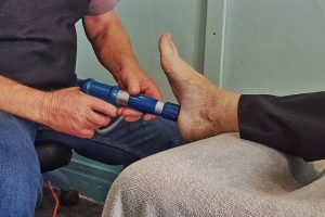 Radial Pulse Wave Therapy in Manjimup